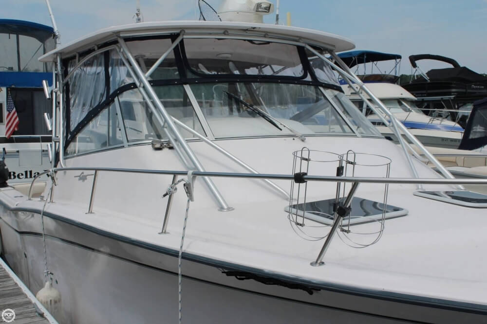 2003 Grady-White boat for sale, model of the boat is 330 express & Image # 13 of 40