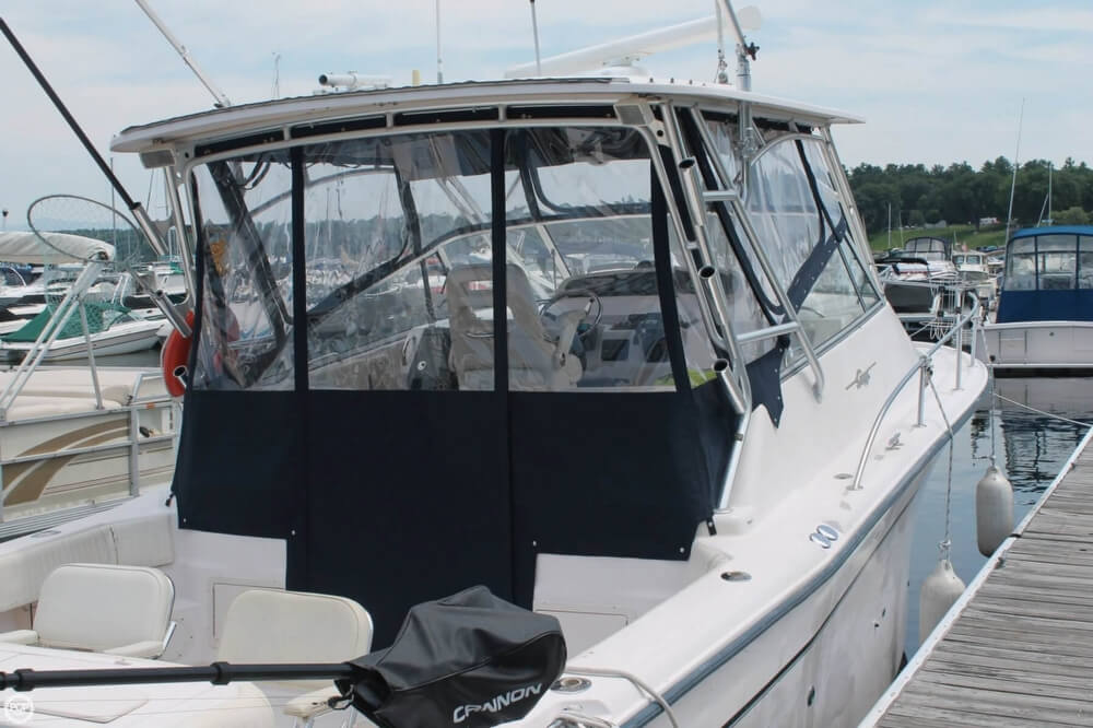 2003 Grady-White boat for sale, model of the boat is 330 express & Image # 14 of 40