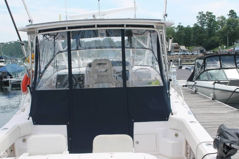 2003 Grady-White boat for sale, model of the boat is 330 express & Image # 15 of 40