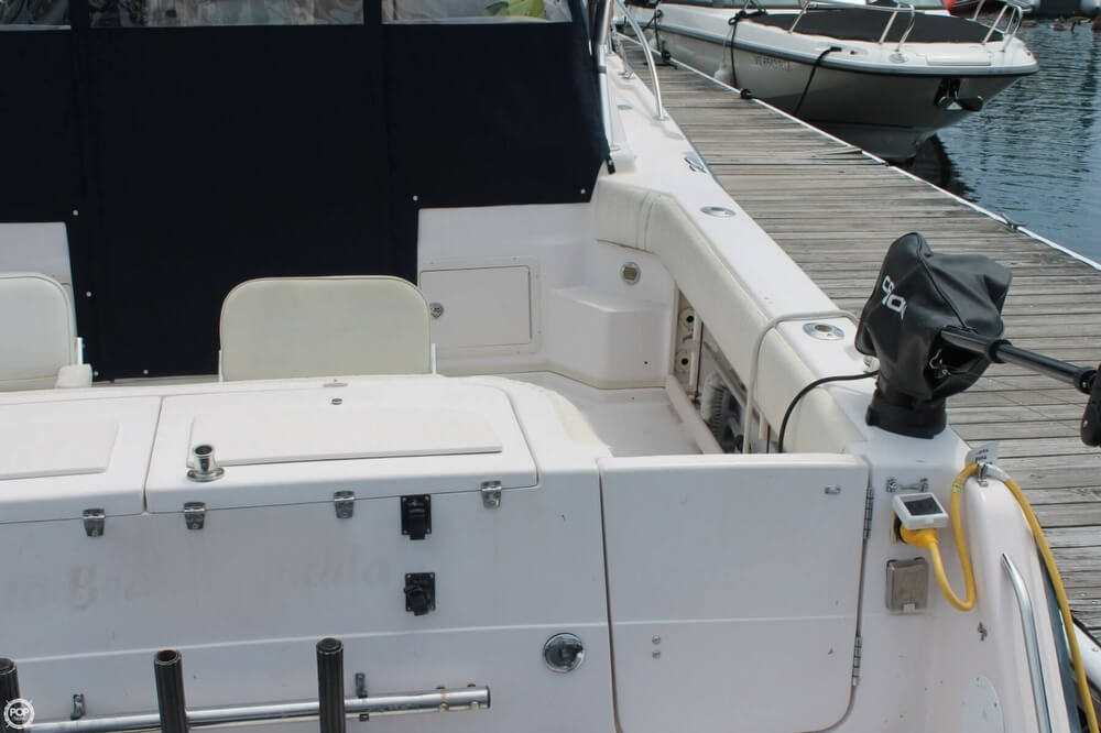 2003 Grady-White boat for sale, model of the boat is 330 express & Image # 22 of 40