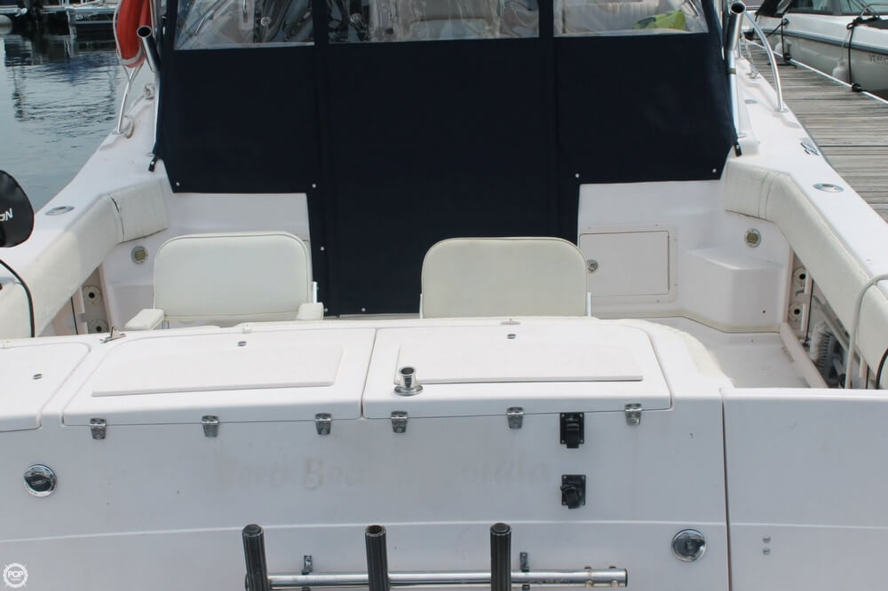 2003 Grady-White boat for sale, model of the boat is 330 express & Image # 23 of 40