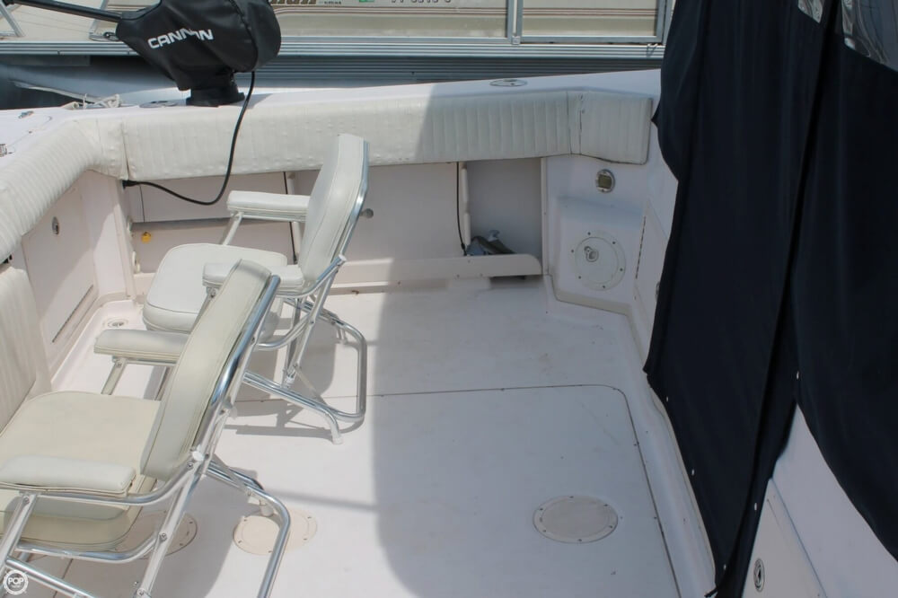 2003 Grady-White boat for sale, model of the boat is 330 express & Image # 27 of 40
