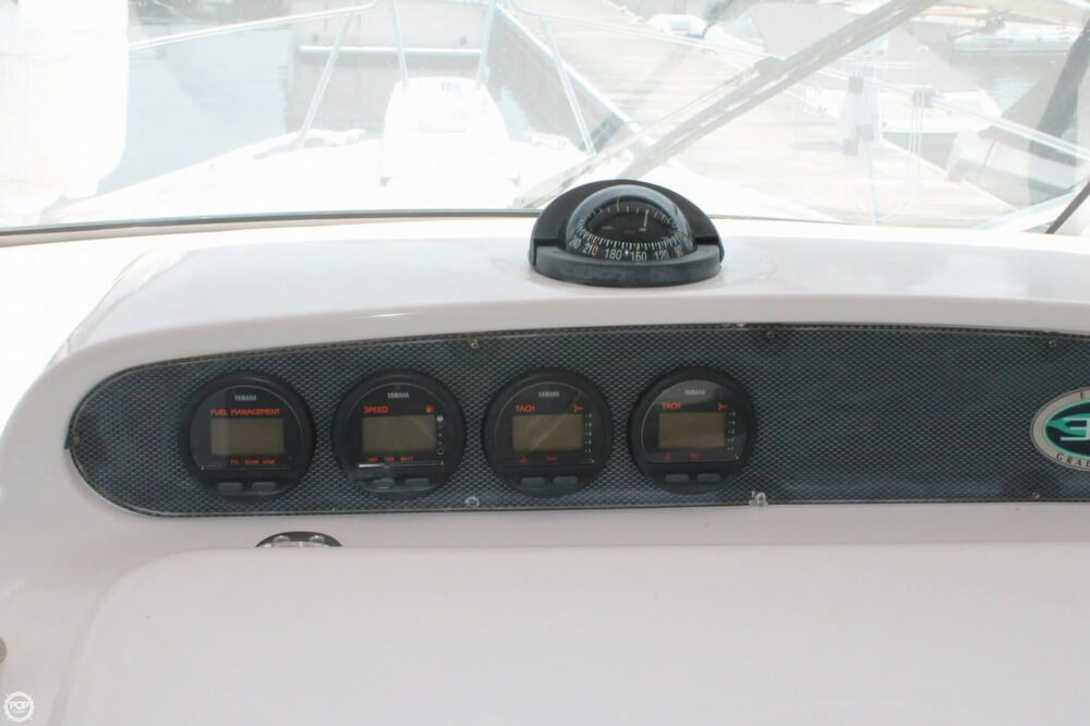 2003 Grady-White boat for sale, model of the boat is 330 express & Image # 29 of 40