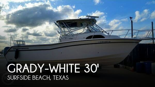 Used Grady-White Boats For Sale by owner | 2001 Grady-White 32