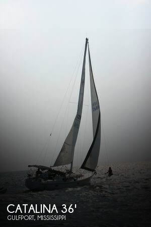 Used Catalina Sailboats For Sale by owner | 1993 Catalina 36