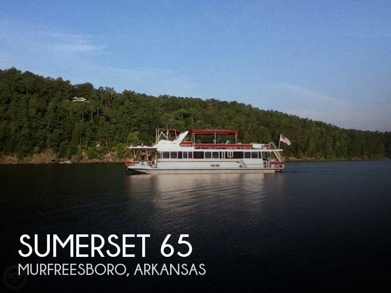 Used Houseboats For Sale by owner | 1989 Sumerset 65