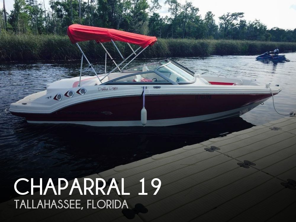 Used Chaparral 19 Boats For Sale by owner | 2011 Chaparral 19