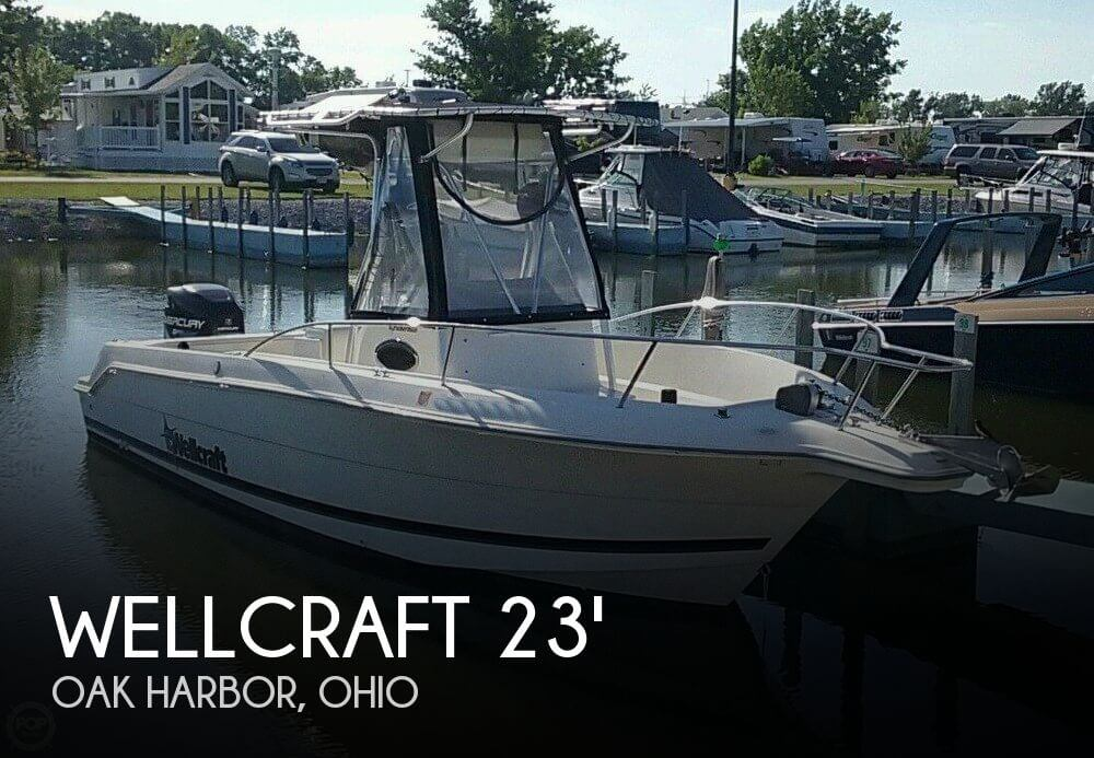 Used Wellcraft Boats For Sale in Ohio by owner | 1999 Wellcraft 23