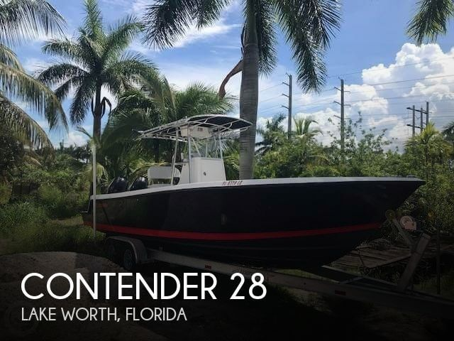 Used Boats For Sale in Port St. Lucie, Florida by owner | 2000 Contender 28