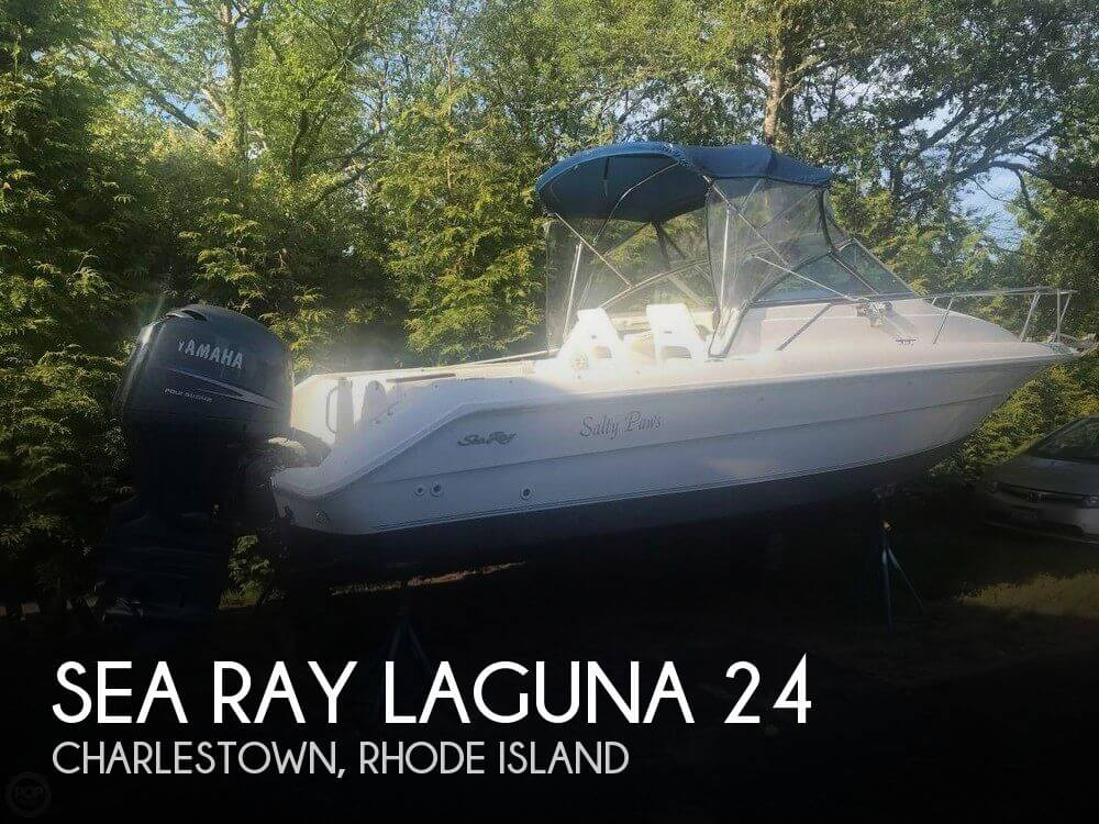 1992 Sea Ray boat for sale, model of the boat is Laguna 24 & Image # 1 of 41