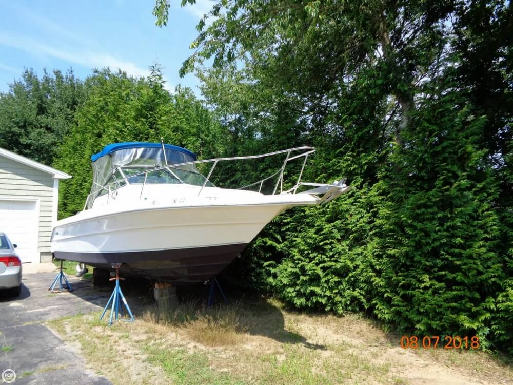 1992 Sea Ray boat for sale, model of the boat is Laguna 24 & Image # 2 of 41