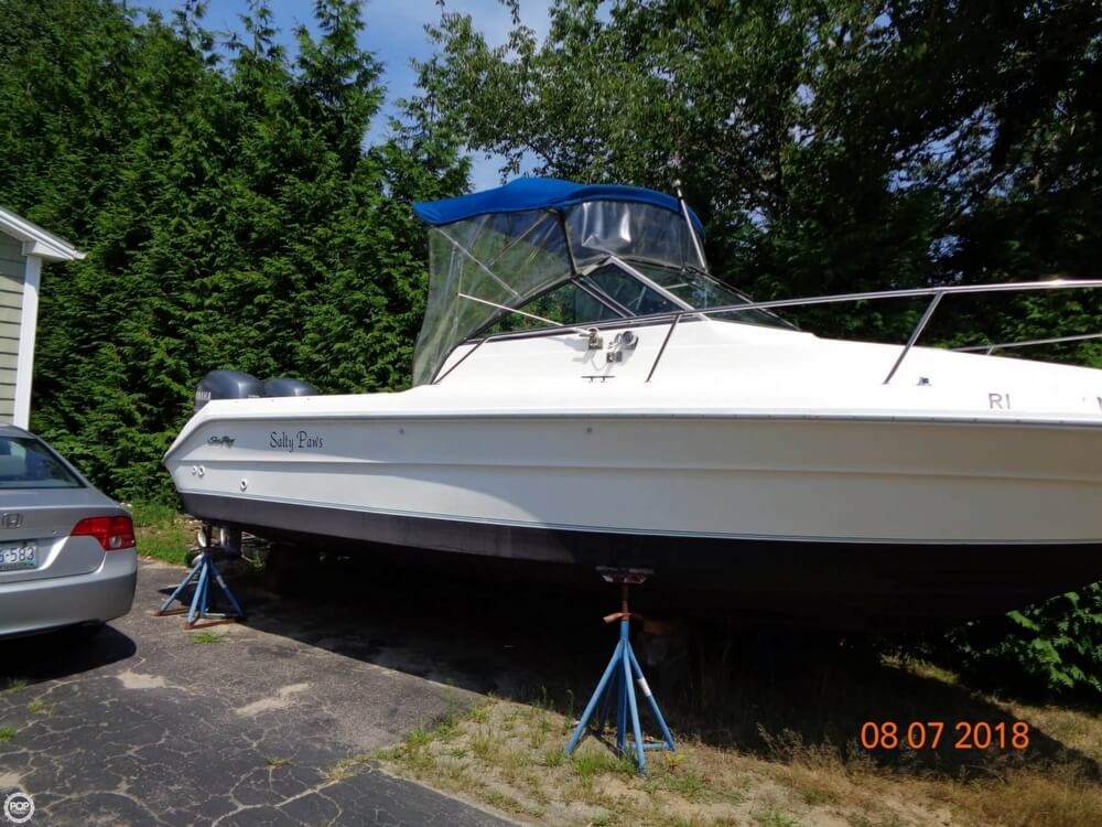 1992 Sea Ray boat for sale, model of the boat is Laguna 24 & Image # 7 of 41