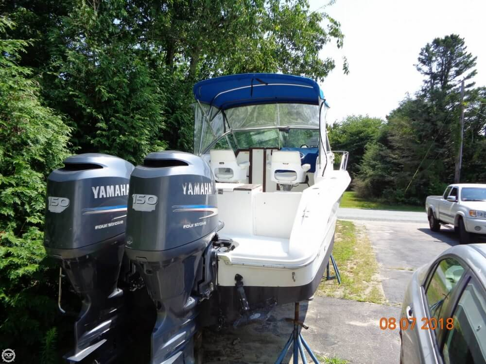 1992 Sea Ray boat for sale, model of the boat is Laguna 24 & Image # 8 of 41
