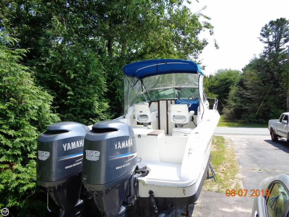 1992 Sea Ray boat for sale, model of the boat is Laguna 24 & Image # 9 of 41
