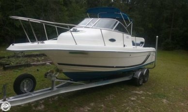 Cobia 220 Walkaround, 22', for sale - $14,500