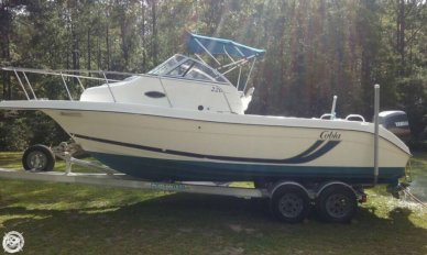 Cobia 220 Walkaround, 22', for sale - $9,500