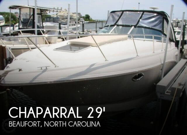 Used Chaparral Boats For Sale by owner | 2006 Chaparral 290 Signature