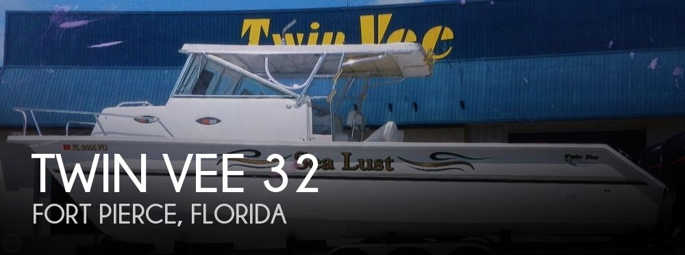 Used Boats For Sale in Port St. Lucie, Florida by owner | 2011 Twin Vee 32