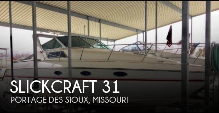 Used SLICKCRAFT Boats For Sale by owner | 1989 Slickcraft 31