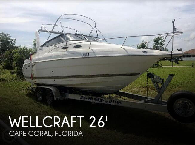 Used Wellcraft 26 Boats For Sale by owner | 2002 Wellcraft 26