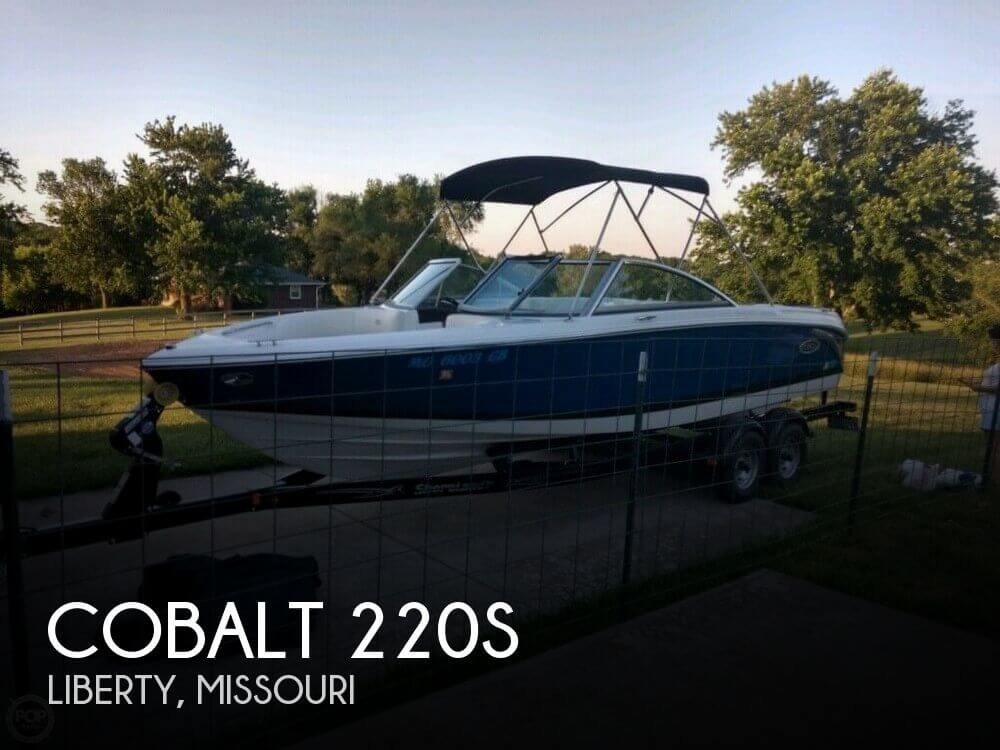Used Boats For Sale in Kansas City, Missouri by owner | 2015 Cobalt 21