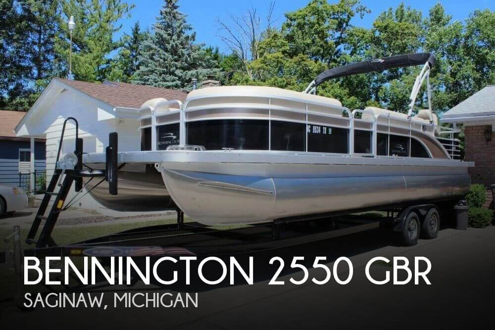 Used Pontoon Boats For Sale by owner | 2015 Bennington 25