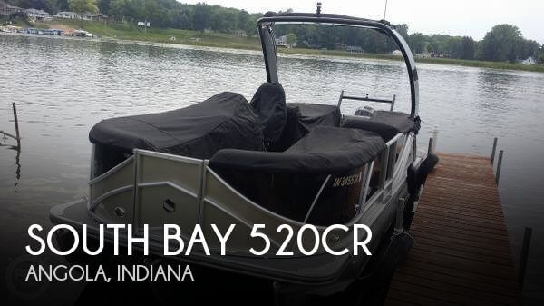 Used Pontoon Boats For Sale by owner | 2016 South Bay 24