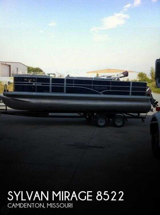 Used Sylvan Pontoon Boats For Sale by owner | 2015 Sylvan 24
