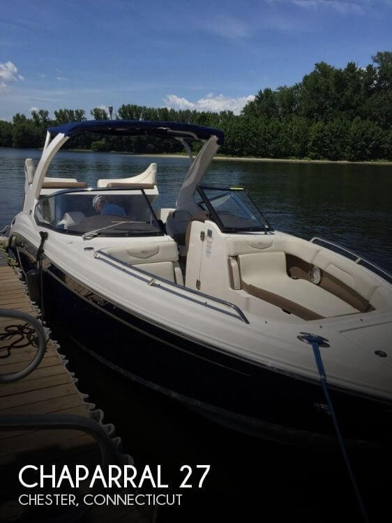 Used Chaparral Boats For Sale by owner | 2013 Chaparral 27