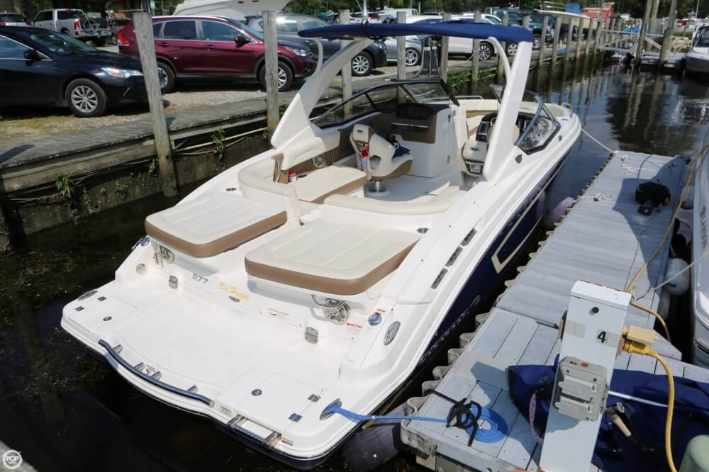 2013 Chaparral boat for sale, model of the boat is 277 SSX & Image # 8 of 40