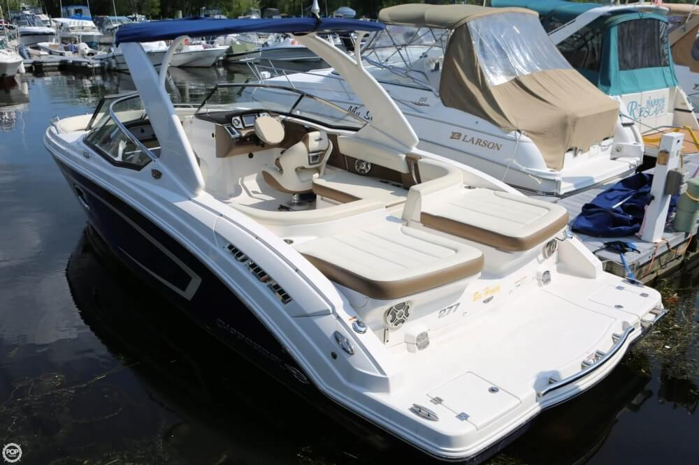 2013 Chaparral boat for sale, model of the boat is 277 SSX & Image # 10 of 40