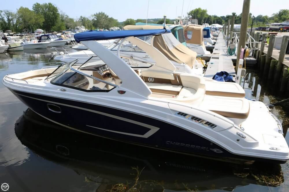 2013 Chaparral boat for sale, model of the boat is 277 SSX & Image # 12 of 40