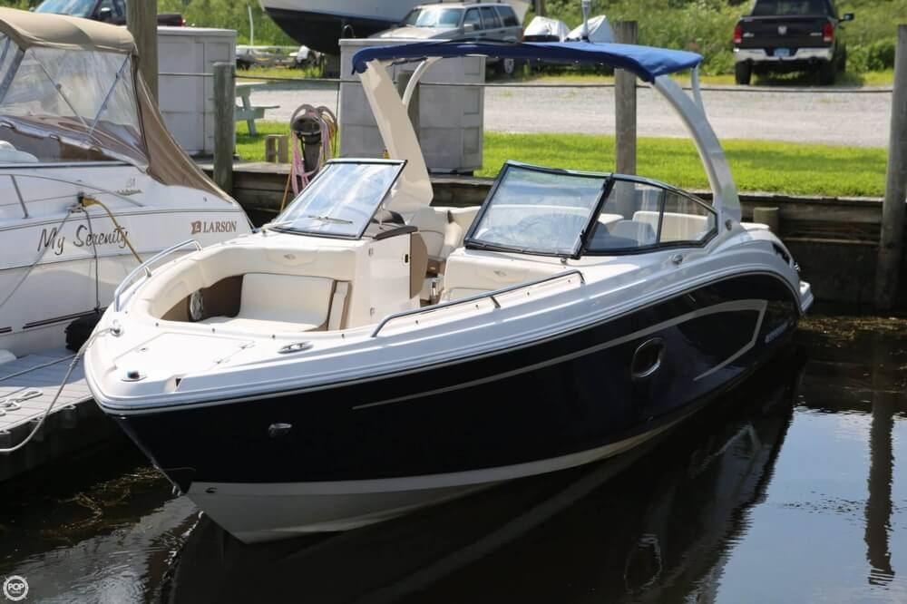 2013 Chaparral boat for sale, model of the boat is 277 SSX & Image # 16 of 40