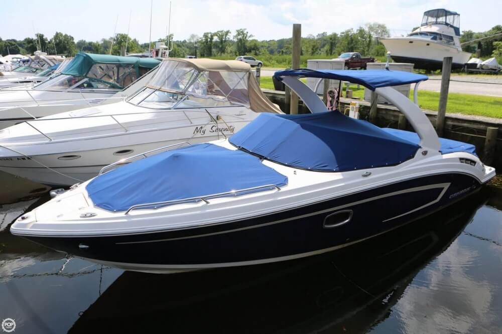 2013 Chaparral boat for sale, model of the boat is 277 SSX & Image # 24 of 40