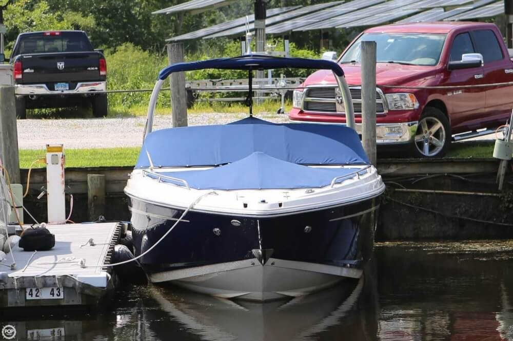 2013 Chaparral boat for sale, model of the boat is 277 SSX & Image # 28 of 40