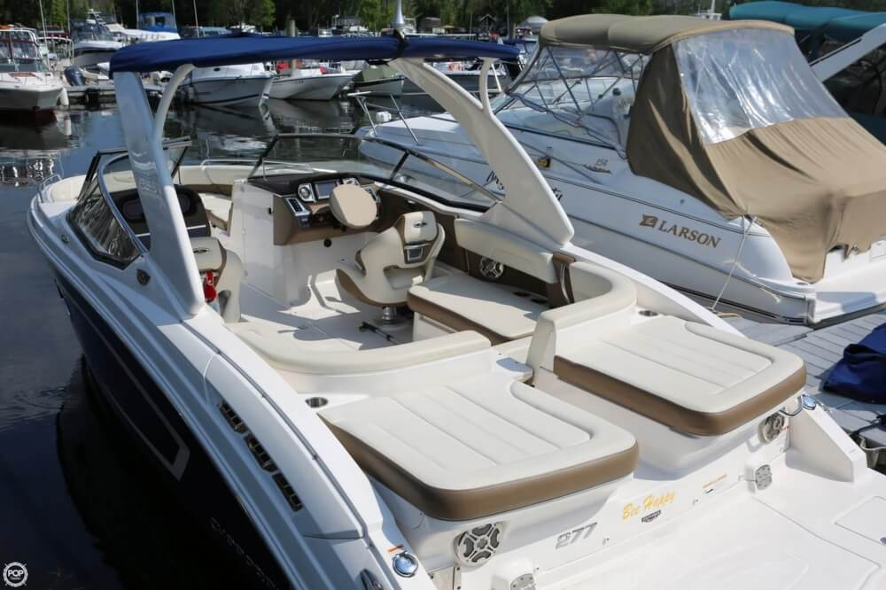 2013 Chaparral boat for sale, model of the boat is 277 SSX & Image # 39 of 40