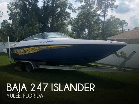 Used Baja Boats For Sale by owner   2013 Baja 25