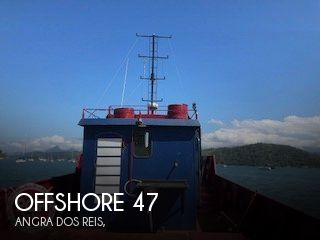 Used Boats For Sale in Brazil by owner | 2017 Offshore 47