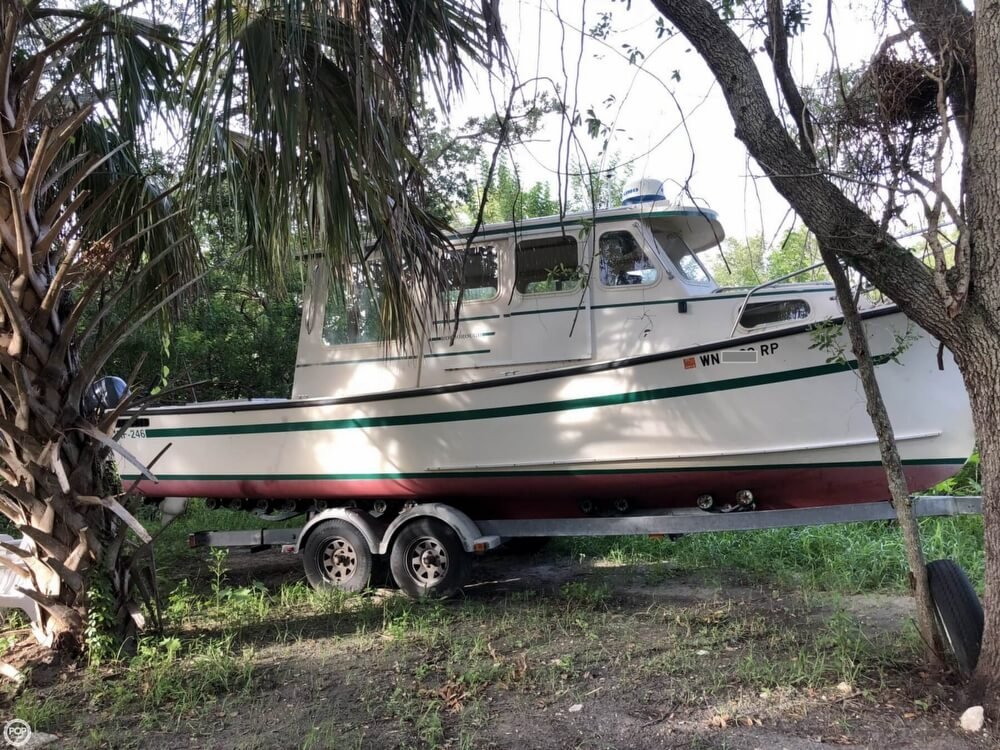 1993 Rosborough boat for sale, model of the boat is RF246 & Image # 3 of 40
