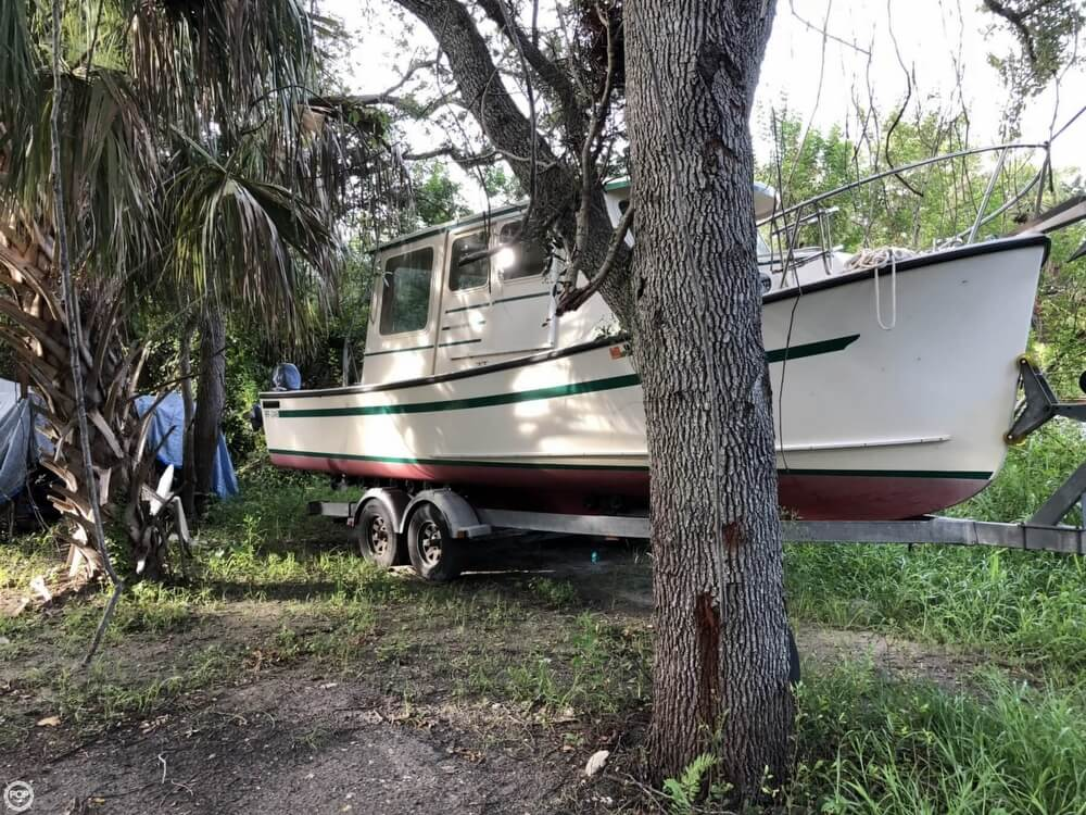 1993 Rosborough boat for sale, model of the boat is RF246 & Image # 21 of 40