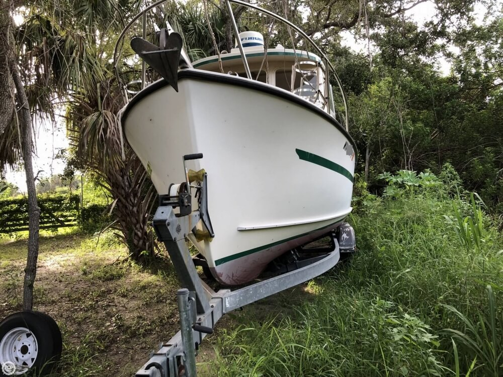 1993 Rosborough boat for sale, model of the boat is RF246 & Image # 23 of 40