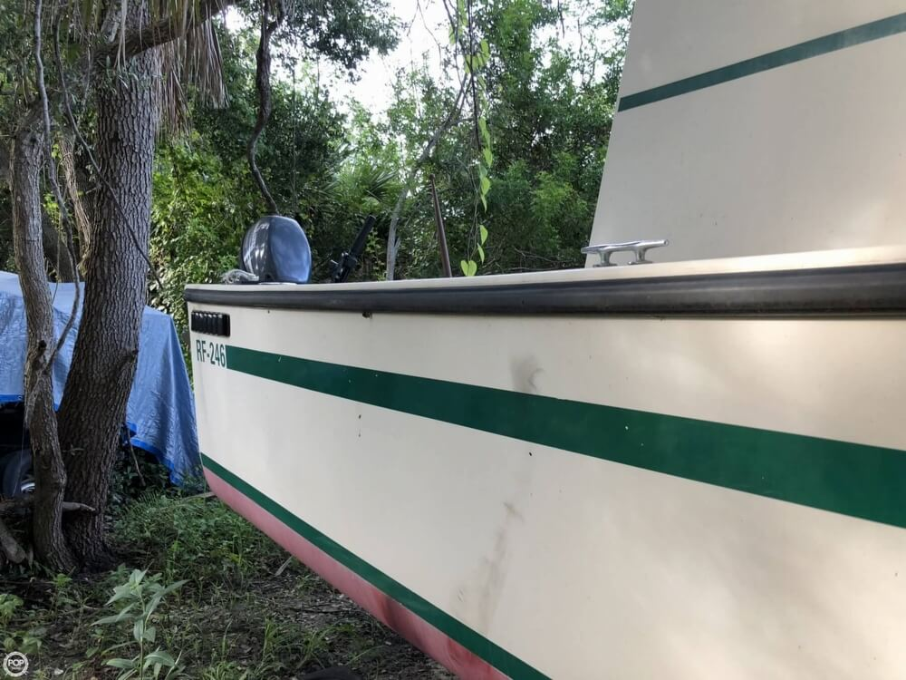 1993 Rosborough boat for sale, model of the boat is RF246 & Image # 38 of 40