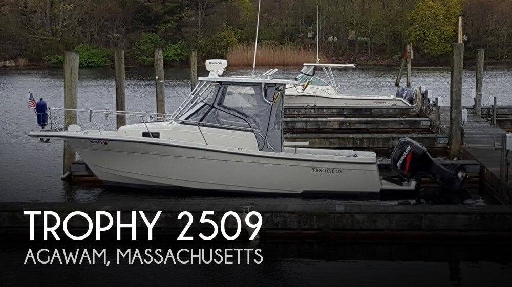 Used Trophy Boats For Sale by owner | 2001 Trophy 27