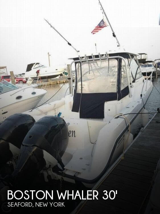 Used Boston Whaler Boats For Sale by owner | 2005 Boston Whaler 30