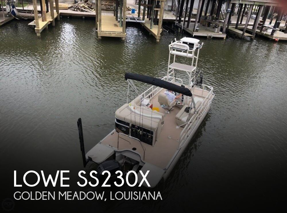 Used Lowe Pontoon Boats For Sale by owner | 2012 Lowe 23