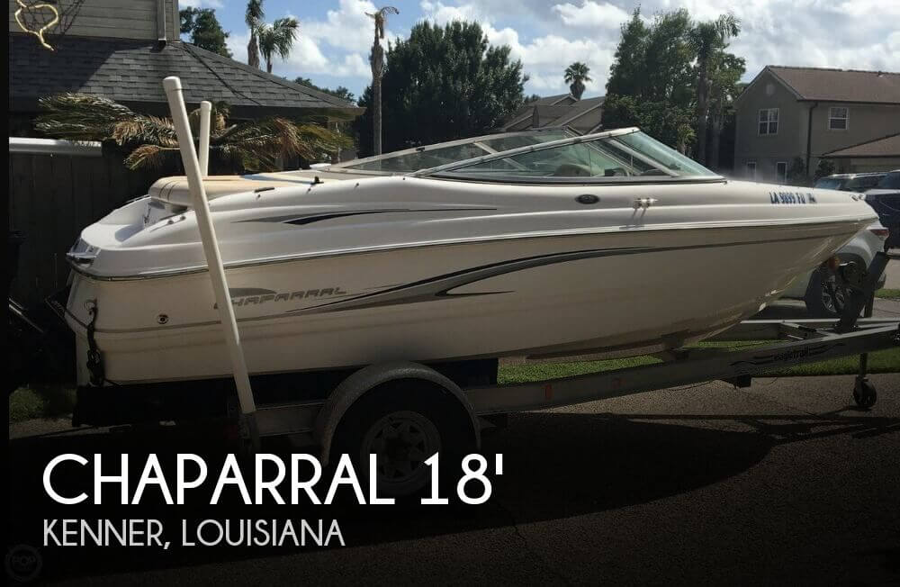 Used Chaparral 18 Boats For Sale by owner | 2003 Chaparral 18