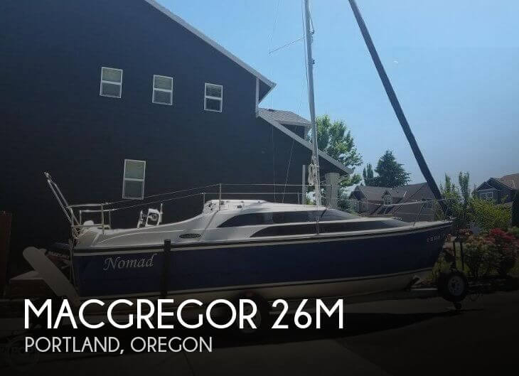 Used MacGregor Boats For Sale by owner | 2008 MacGregor 26