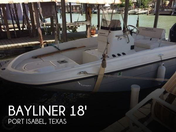 Used Bayliner 18 Boats For Sale by owner | 2017 Bayliner 18