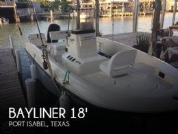 2017 Bayliner Element F-18