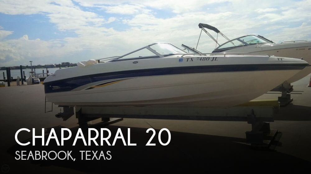 Used Chaparral Boats For Sale in Texas by owner | 2001 Chaparral 20